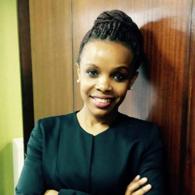 #16: Mentoring Girls: Grace Mdemu introduces us to the Global Give Back Circle